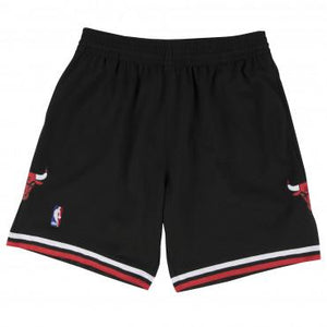 Chicago Bulls Hardwood Classics Throwback Swingman NBA Shorts