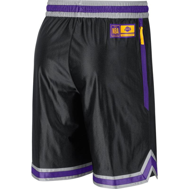 Los Angeles Lakers Chrome Courtside DNA NBA Shorts