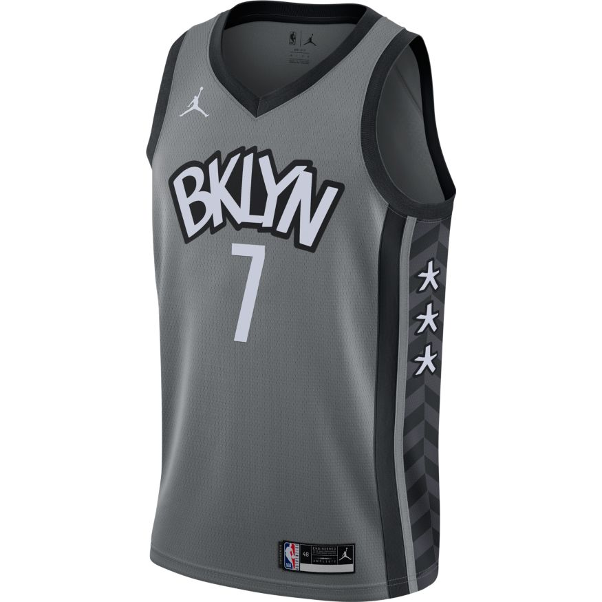 Kevin Durant Brooklyn Nets Statement Edition NBA Swingman Jersey