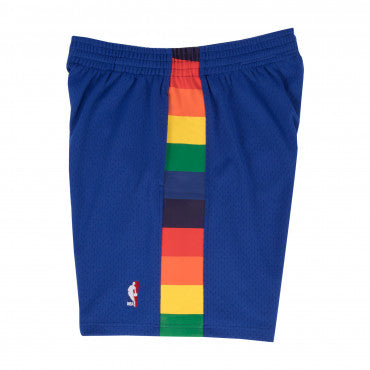 buy popular b6630 219e8 Denver Nuggets Hardwood Classics Throwback Swingman NBA Shorts