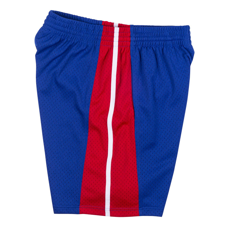 Detroit Pistons Hardwood Classics Throwback Swingman NBA Shorts