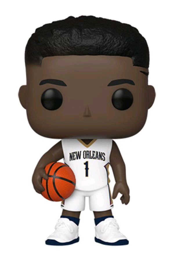 Zion Williamson New Orleans Pelicans Association Edition NBA Pop Vinyl
