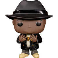 Notorious BIG Fedora Pop Vinyl