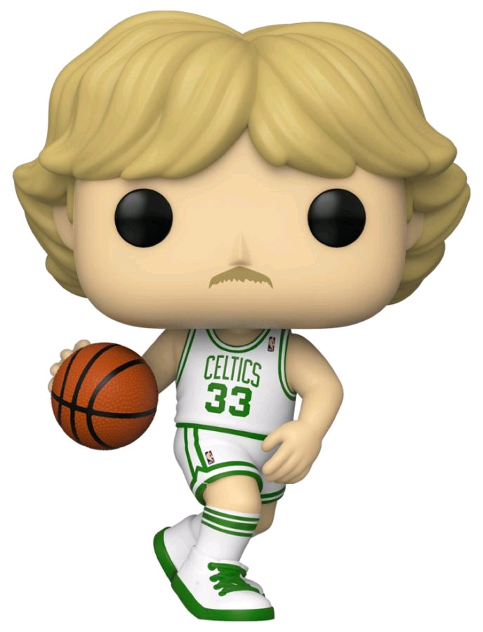 Larry Bird Boston Celtics Hardwood Classics Throwback NBA Pop Vinyl