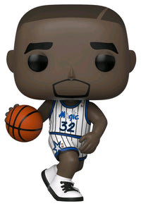 Shaquille O'Neal Orlando Magic Hardwood Classics Throwback NBA Pop Vinyl