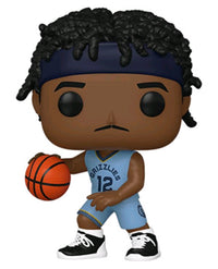 Ja Morant Memphis Grizzlies Statement Edition NBA Pop Vinyl