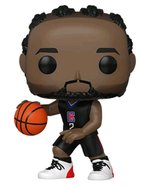 Kawhi Leonard Los Angeles Clippers Statement Edition NBA Pop Vinyl