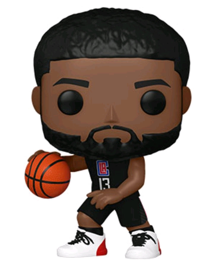 Paul George Los Angeles Clippers Statement Edition NBA Pop Vinyl