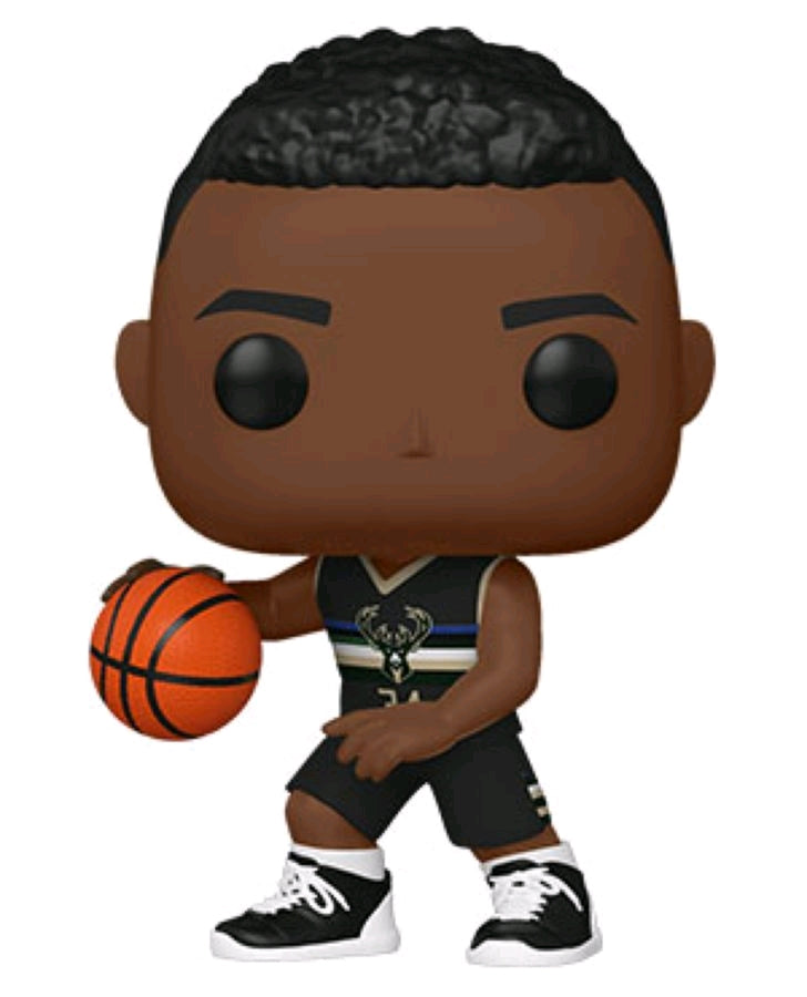 Giannis Antetokounmpo Milwaukee Bucks Statement Edition NBA Pop Vinyl