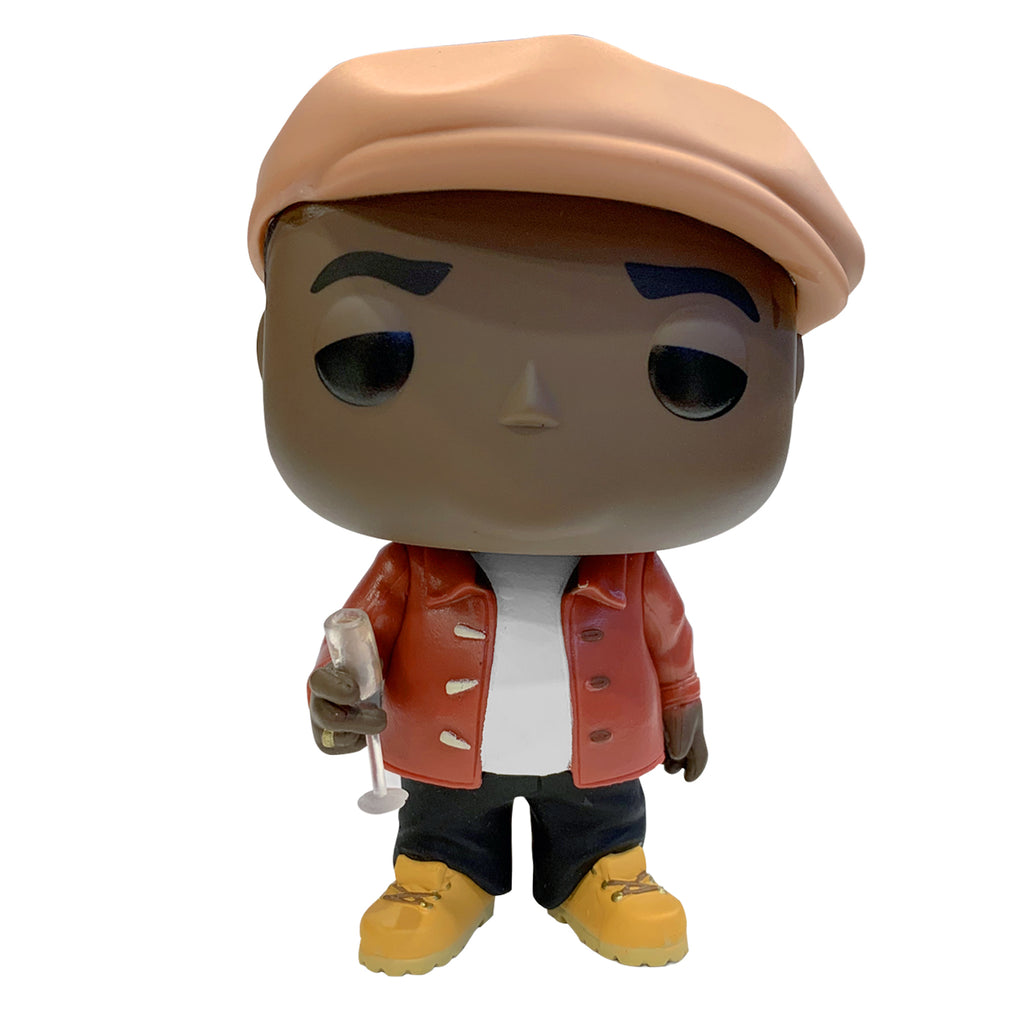 Notorious BIG Big Poppa Pop Vinyl