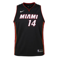 Tyler Herro Miami Heat 2021 Icon Edition Youth NBA Swingman Jersey