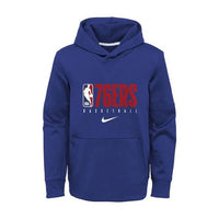 Philadelphia 76ers NBA Youth Nike Spotlight Hoodie