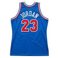 Michael Jordan 1993 All Star Game Hardwood Classics Throwback Authentic Jersey
