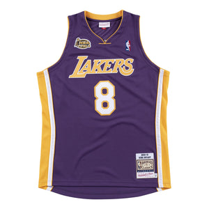 Kobe Bryant Los Angeles Lakers Hardwood Classics Throwback 2000-01 NBA Authentic Jersey