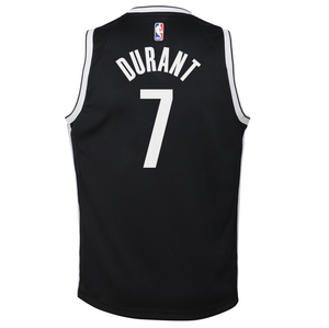 Kevin Durant Brooklyn Nets 2021 Icon Edition Youth NBA Swingman Jersey