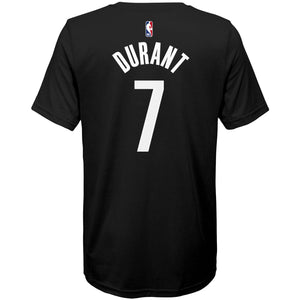 Kevin Durant Brooklyn Nets Icon Edition Youth Dri-Fit NBA T-Shirt
