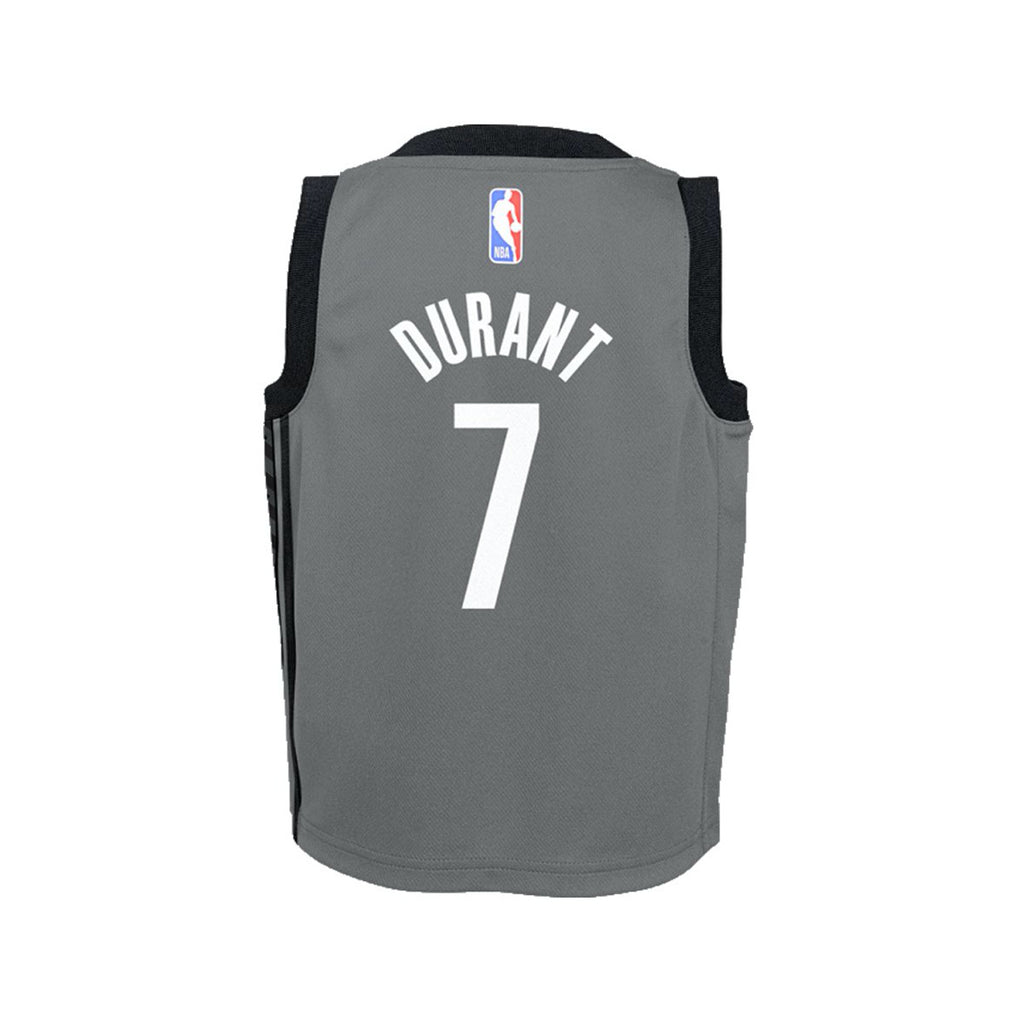 Kevin Durant Brooklyn Nets 2021 Statement Edition Boys NBA Jersey