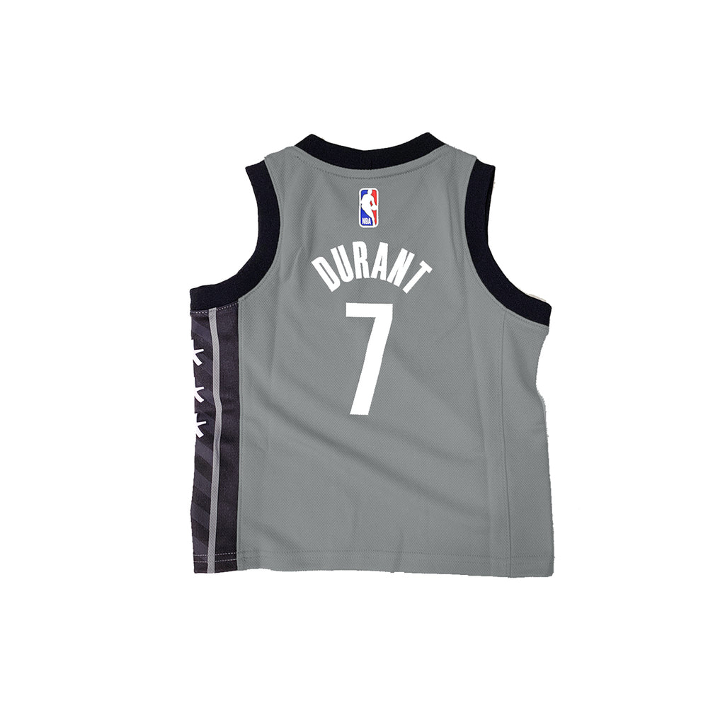 Kevin Durant Brooklyn Nets 2021 Statement Edition Infant NBA Jersey