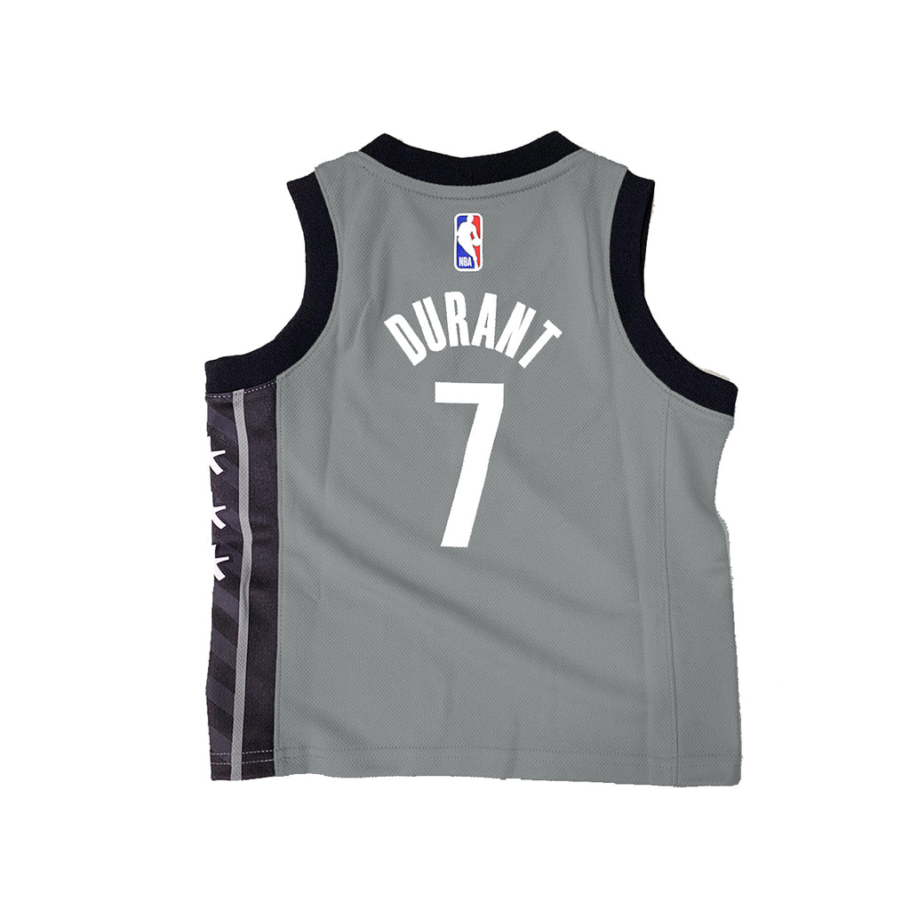 Kevin Durant Brooklyn Nets 2021 Statement Edition Toddler NBA Jersey
