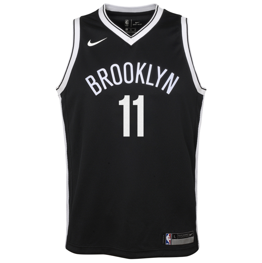 Kyrie Irving Brooklyn Nets Icon Edition Youth NBA Swingman Jersey