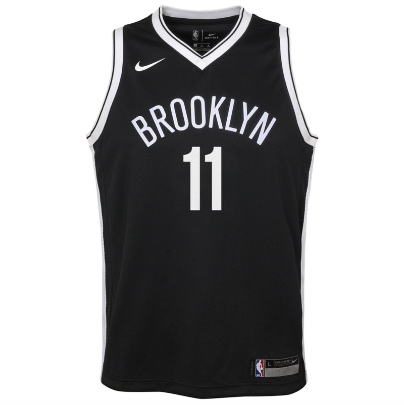 Kyrie Irving Brooklyn Nets 2021 Icon Edition Youth NBA Swingman Jersey