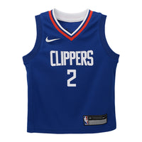 Kawhi Leonard Los Angeles Clippers Icon Edition Boys NBA Jersey