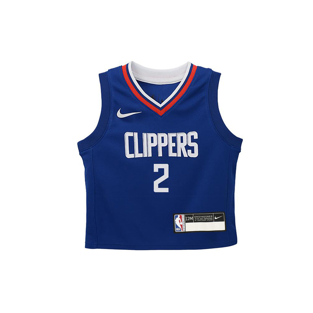 Kawhi Leonard Los Angeles Clippers 2021 Icon Edition Infant NBA Jersey