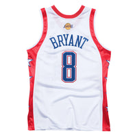 Kobe Bryant 2004 All Star Game Hardwood Classics Throwback NBA Authentic Jersey