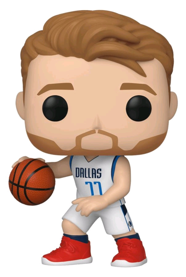 Luka Dončić Dallas Mavericks Association Edition NBA Pop Vinyl