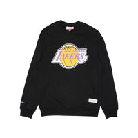 Los Angeles Lakers Basic Team Logo Crew Neck Jumper