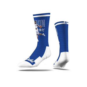 Zion Williamson Duke Blue Devils Premium Full Sub Socks