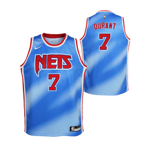 Kevin Durant Brooklyn Nets Classic Edition Youth NBA Swingman Jersey