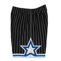 Orlando Magic Hardwood Classics Throwback Swingman NBA Shorts