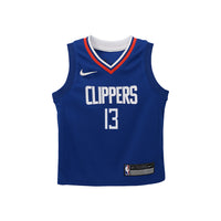 Paul George Los Angeles Clippers Icon Edition Toddler NBA Jersey
