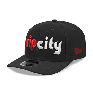 Portland Trailblazers 9FIFTY Original Fit Pre-Curved NBA Snapback Hat