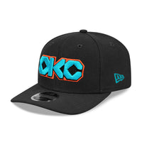 Oklahoma City Thunder 9FIFTY Original Fit Pre-Curved NBA Snapback Hat