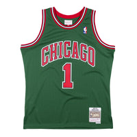 Derrick Rose Chicago Bulls Hardwood Classics Throwback NBA Swingman Jersey