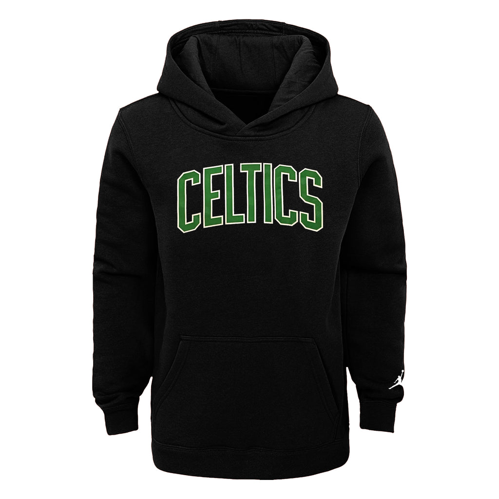 Boston Celtics Statement Edition Essential Logo Youth NBA Hoodie