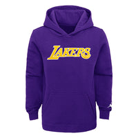 Los Angeles Lakers Statement Edition Essential Logo Youth NBA Hoodie