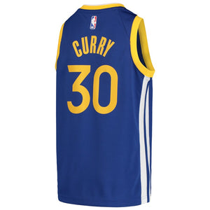 Stephen Curry Golden State Warriors 2021 Icon Edition Boys NBA Jersey