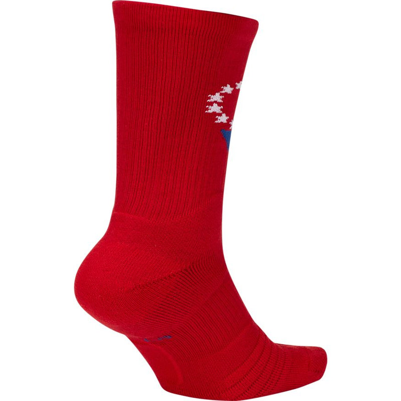 Philadelphia 76ers Nike Elite Quick Crew Basketball NBA Socks
