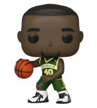 Shawn Kemp Seattle Supersonics Hardwood Classics Throwback NBA Pop Vinyl