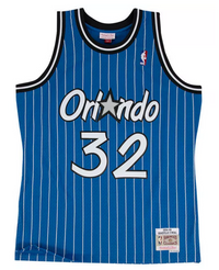 Shaquille O'Neal Orlando Magic Hardwood Classics Throwback NBA Swingman Jersey