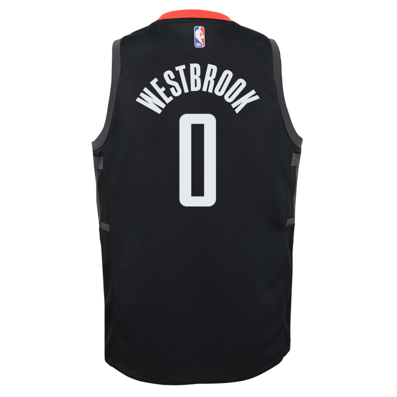 Russell Westbrook Houston Rockets 2021 Statement Edition Youth NBA Swingman Jersey