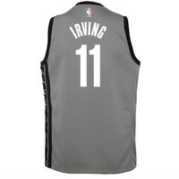 Kyrie Irving Brooklyn Nets 2021 Statement Edition Youth NBA Swingman Jersey