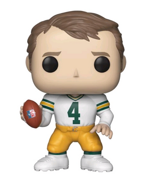 Brett Favre Green Bay Packers NFL Legends Pop Vinyl
