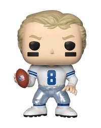 Troy Aikman Dallas Cowboys NFL Legends Throwback Pop Vinyl