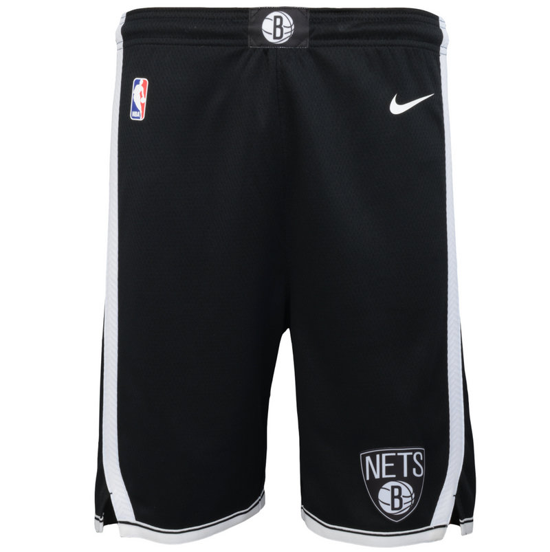 Brooklyn Nets 2021 Icon Edition Swingman Youth NBA Shorts