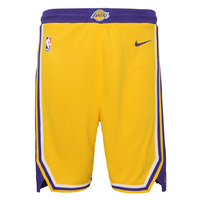 Los Angeles Lakers 2021 Icon Edition Swingman Youth NBA Shorts