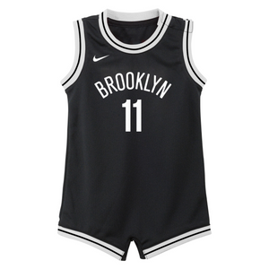 Kyrie Irving Brooklyn Nets 2021 Icon Edition Infant NBA Jersey Onesie